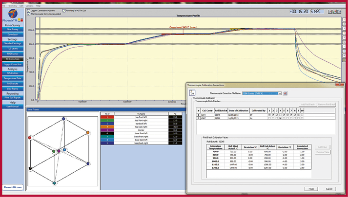 Logiciel Thermalview
